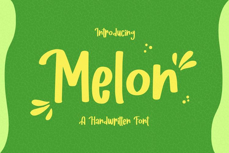 Melon Font