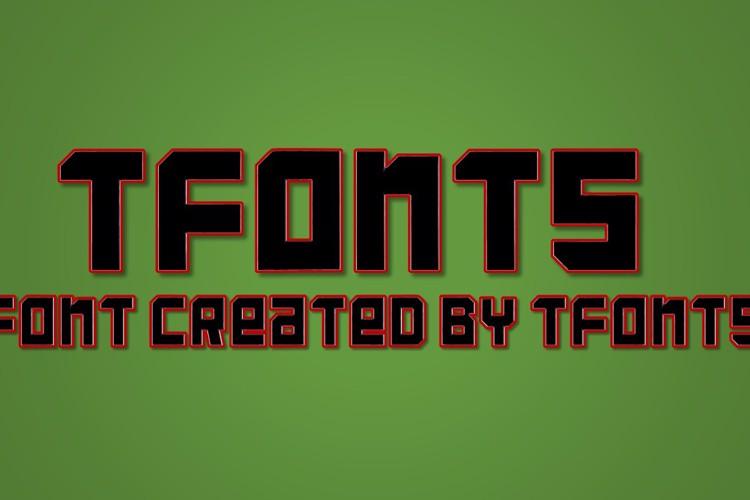 TFonts Font