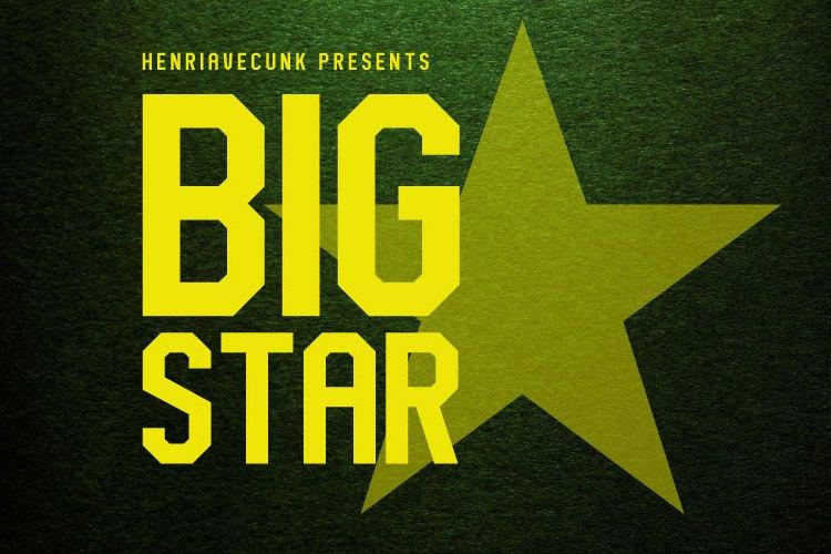 Big Star Font