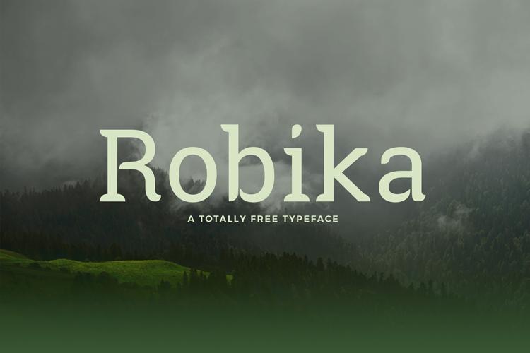 Robika Font