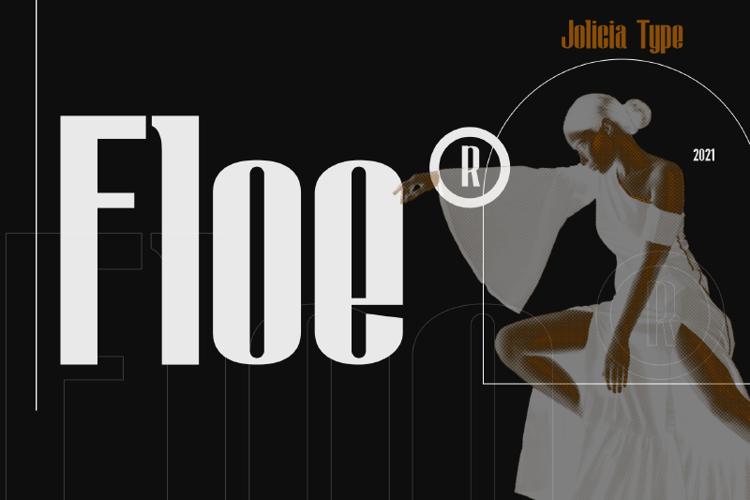 Floe Font