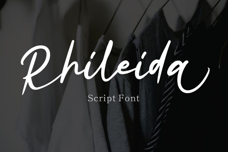 Rhiledia Font