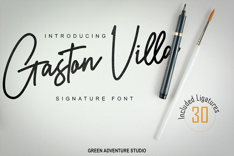 Gaston Villa Font