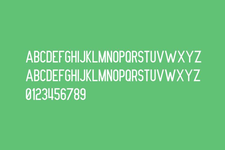 Nue Gothic Font