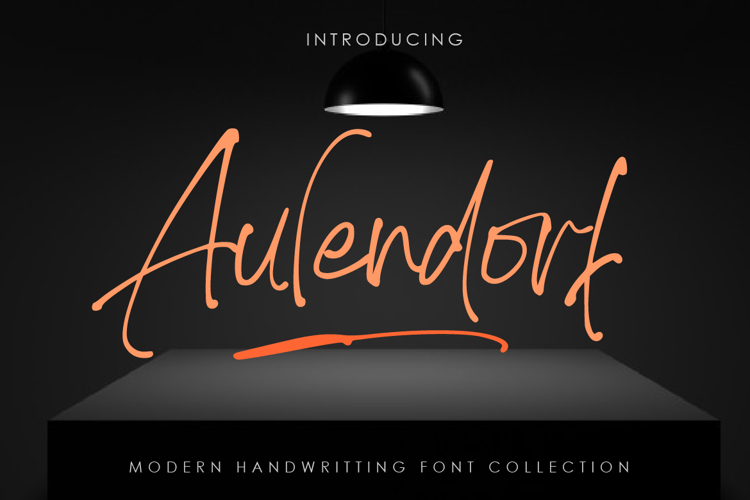 Aulendorf Font