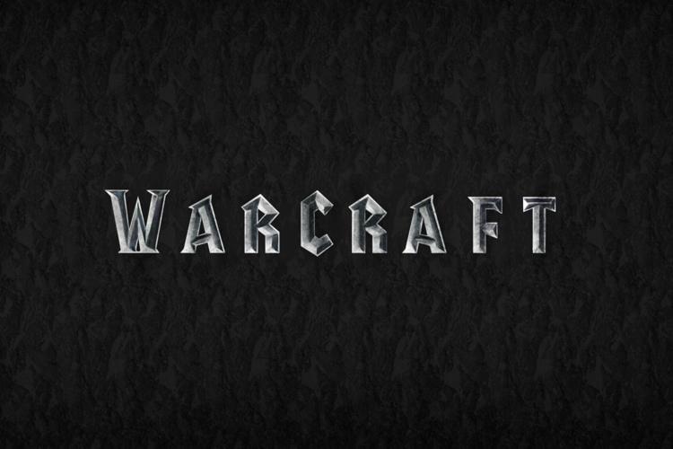 warcraft Font