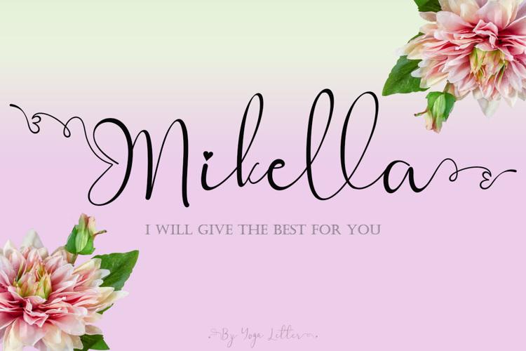 Mikella Font