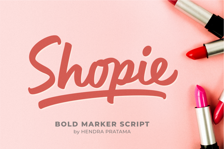 Shopie Font