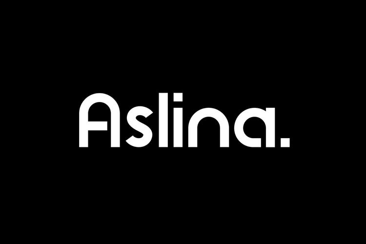 Aslina Font