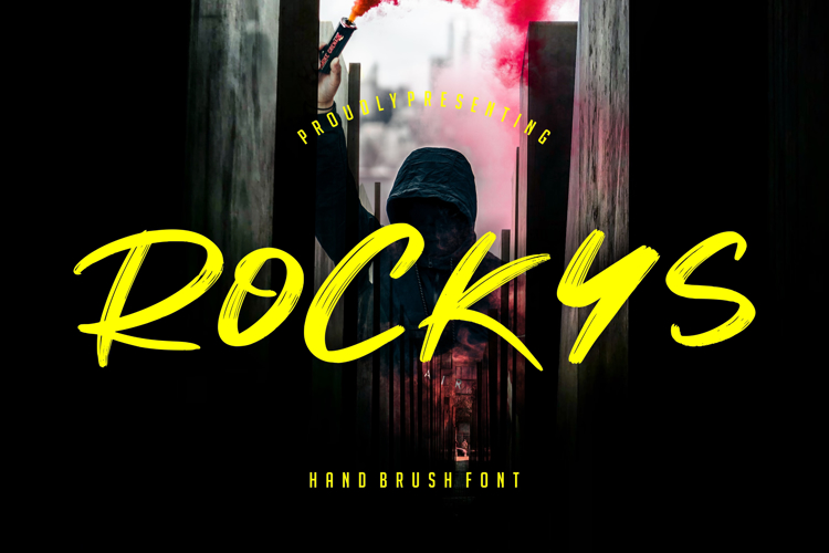 Rockys Font