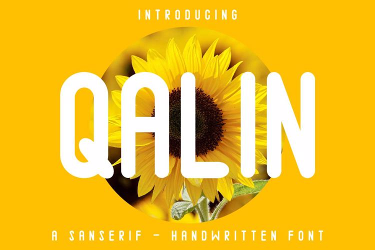 Qalin Font