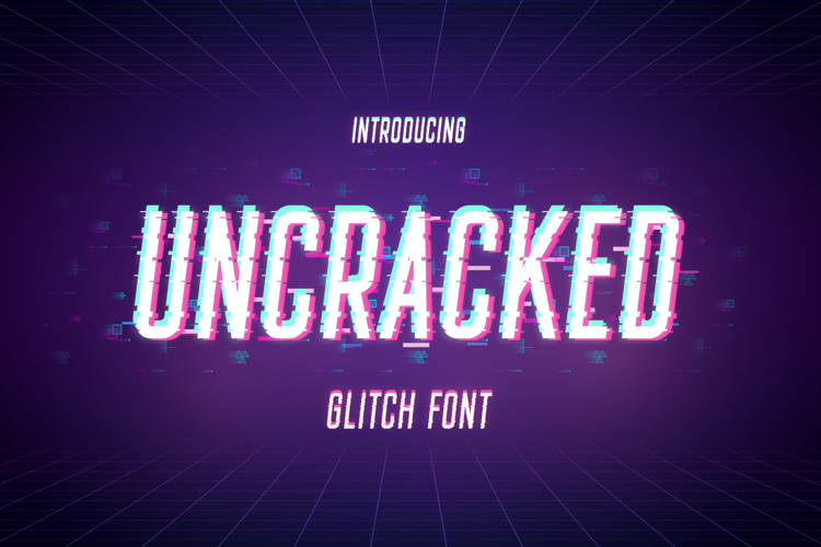 Uncracked Font