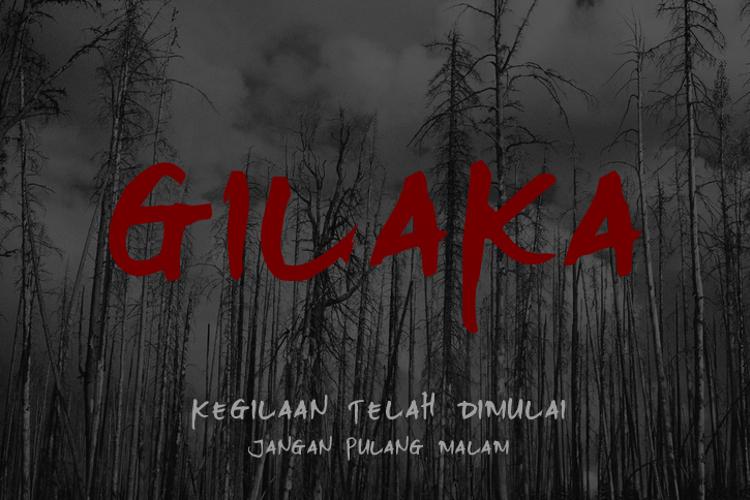 Gilaka Font