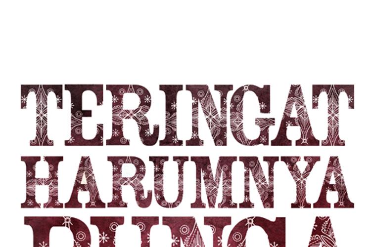 Sekar Arum Font