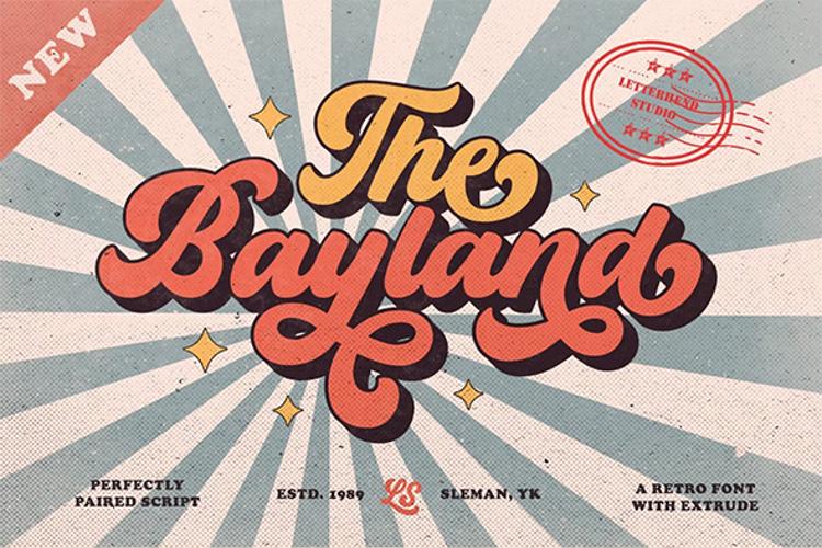 Bayland Font