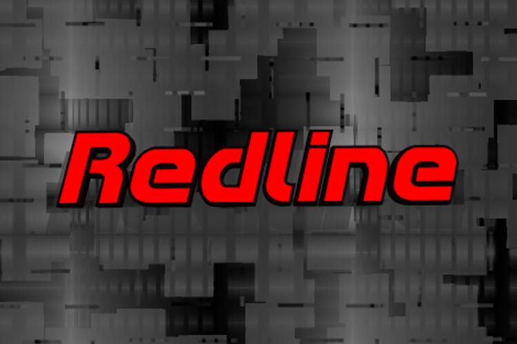 Redline Font