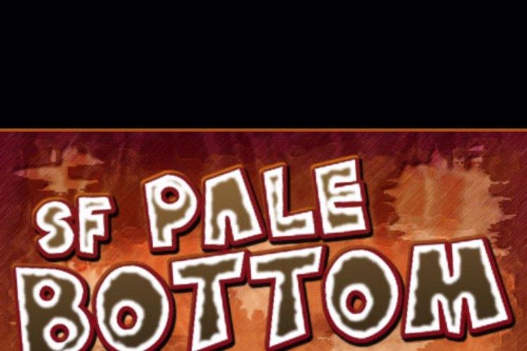 SF Pale Bottom Font