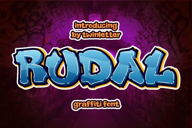 RUDAL Font