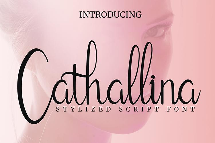 Cathallina Font