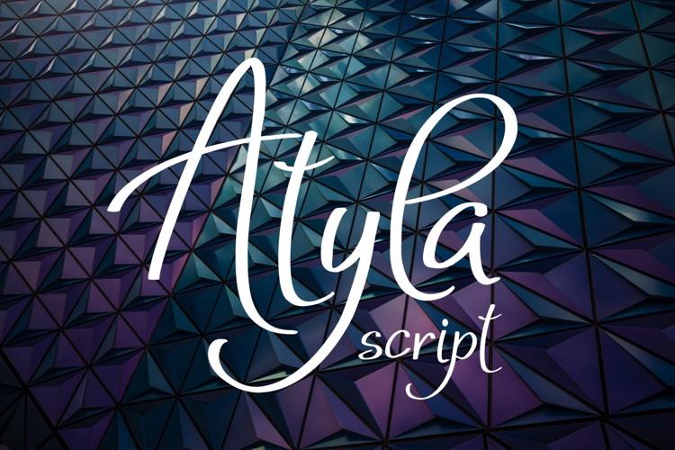 Atyla Font