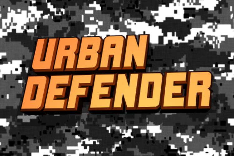 Urban Defender Font