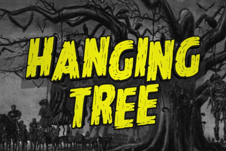 Hanging Tree Font
