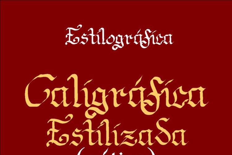 Estilographica Font