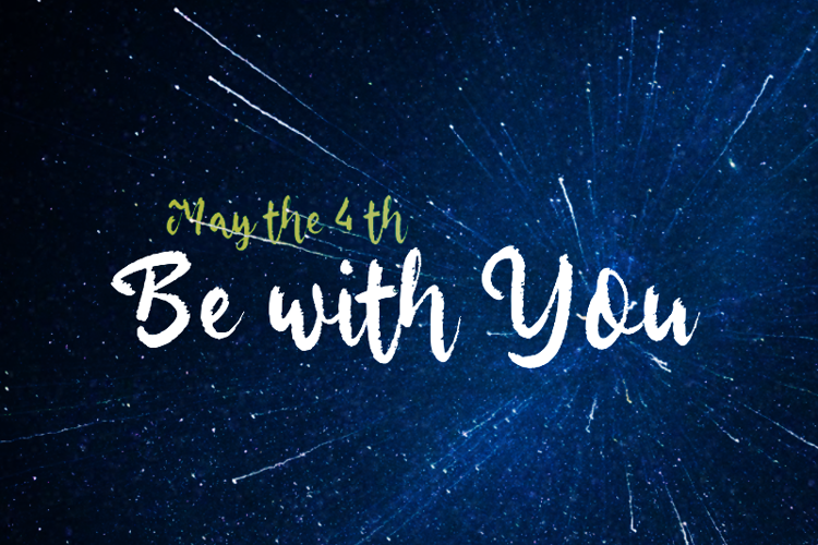 b Be With You Font