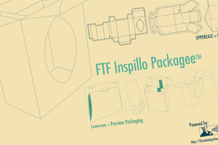 FTF Inspillo Packagee™ Font