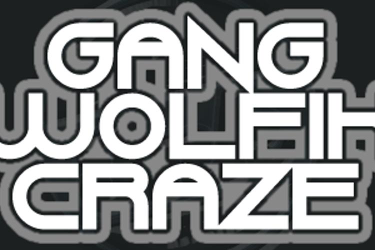 Gang Wolfik Craze Font