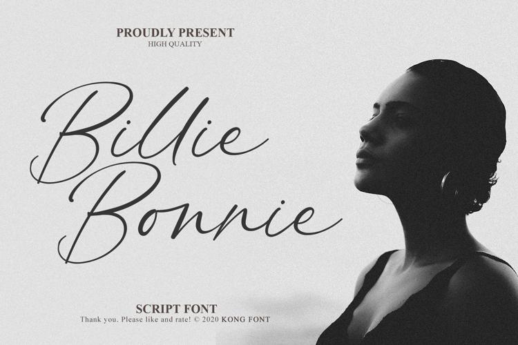 Billie Bonnie Font