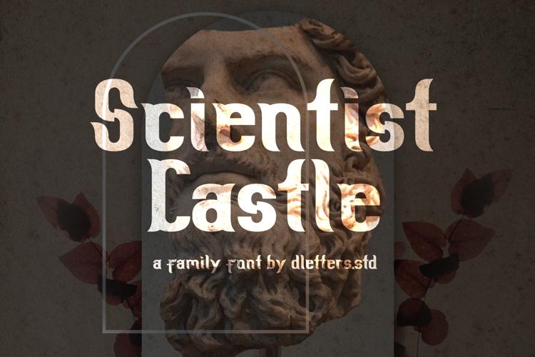 Scientist Castle Font