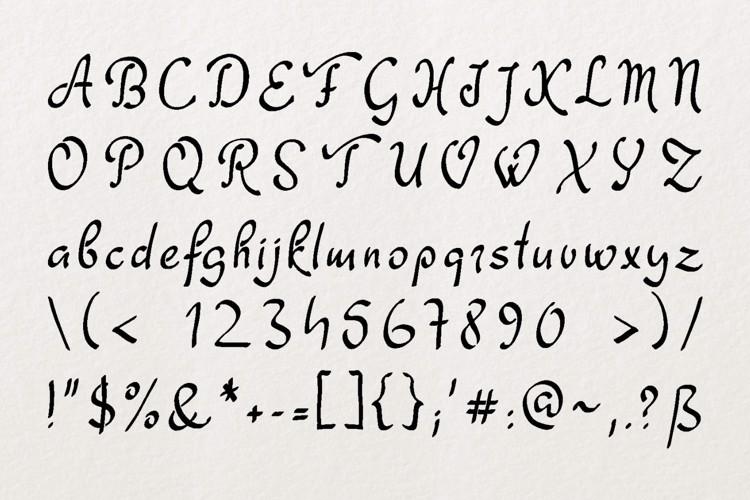 Dathyn Font