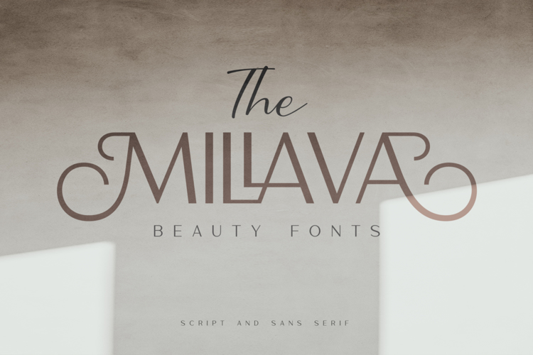 The Millava Font