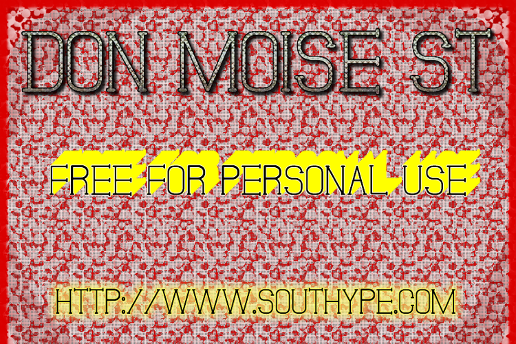 Don Moise St Font