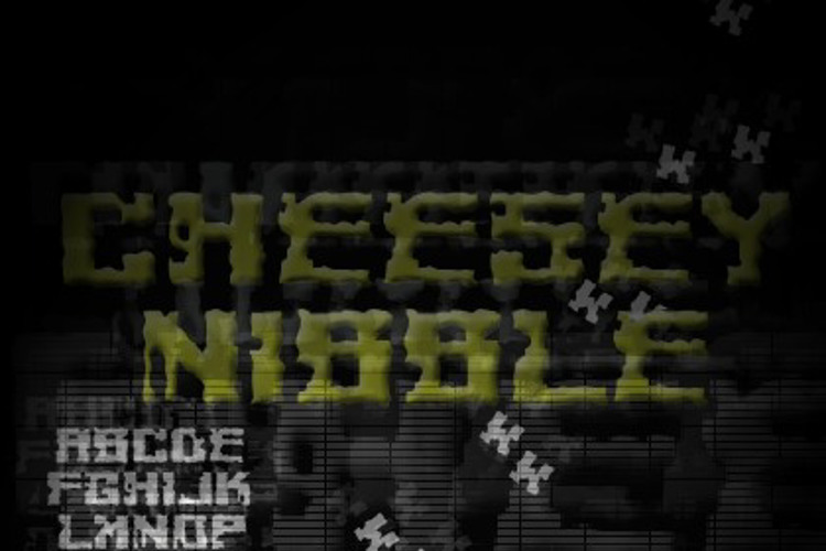 Cheesey Font