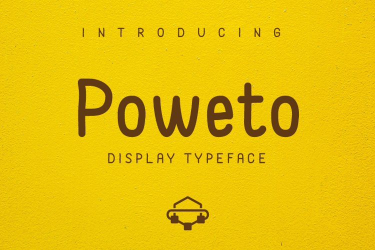 Poweto Font