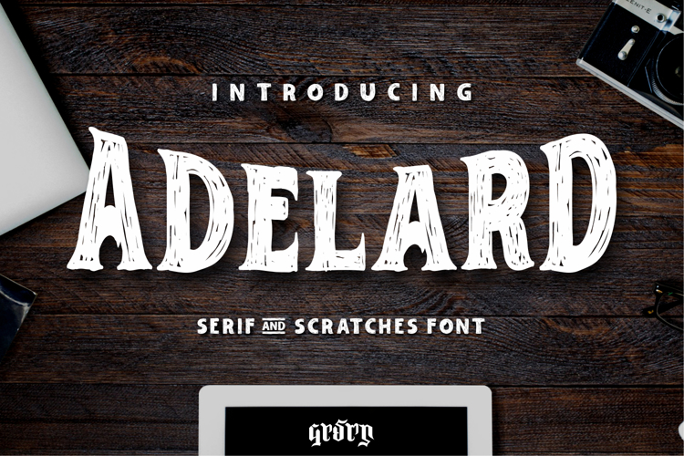 Adelard Font