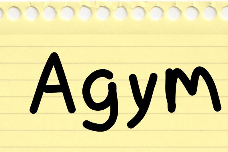 Agym Font