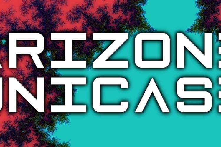 Arizone Unicase Font