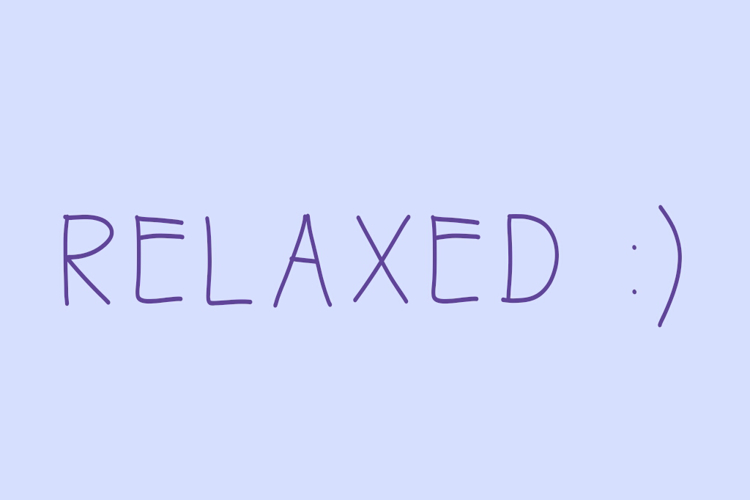 dochi relaxed Font
