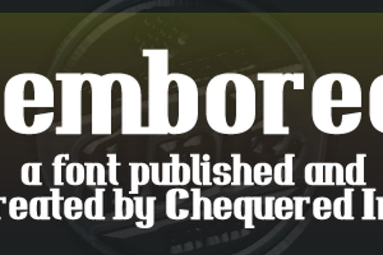 Jemboree Font