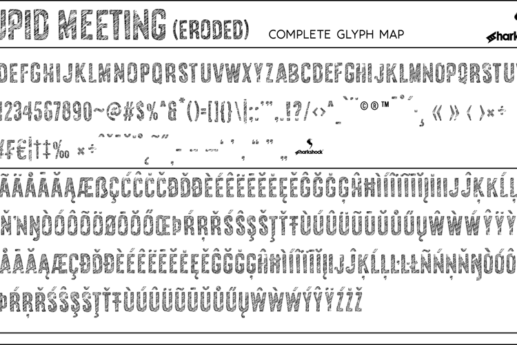 Stupid Meeting Font