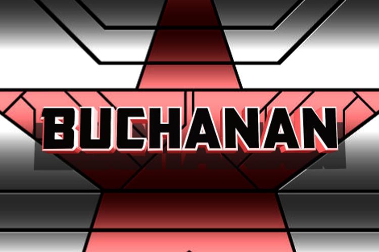 Buchanan Font