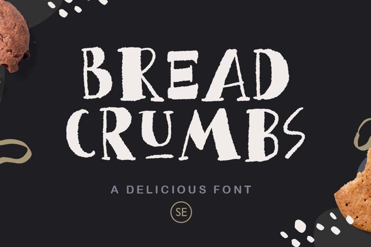 Bread Crumbs Font
