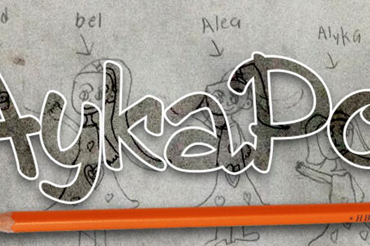 AykaPoT Font