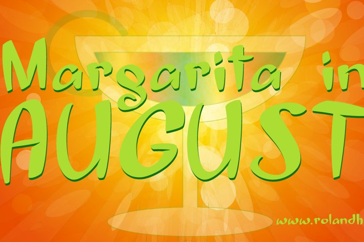 Margarita in August Font