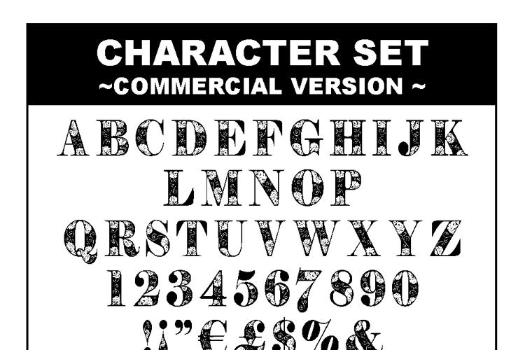 Tendrils Font