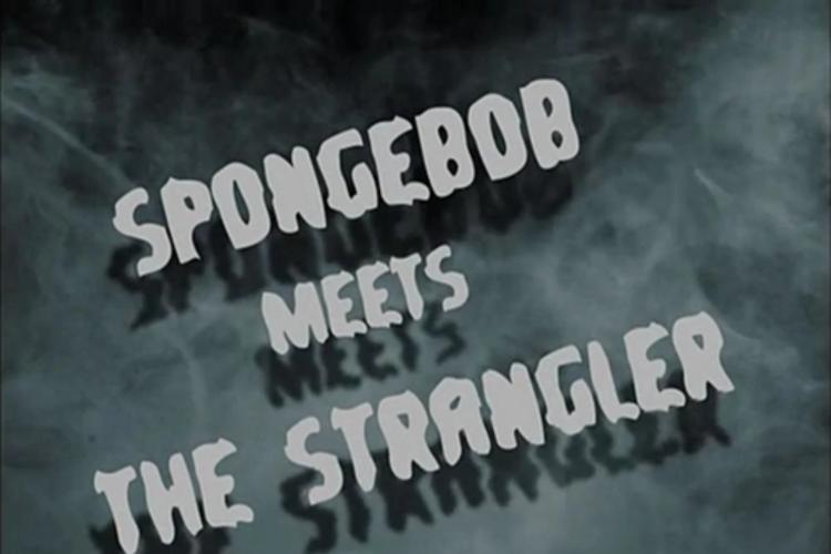 Spongeboy kontra Dusiciel Font
