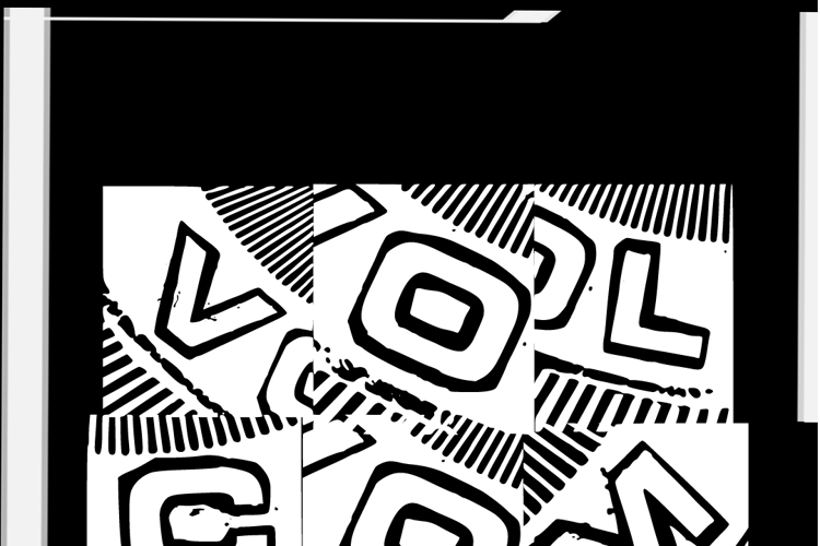 Volcom Down For This Font